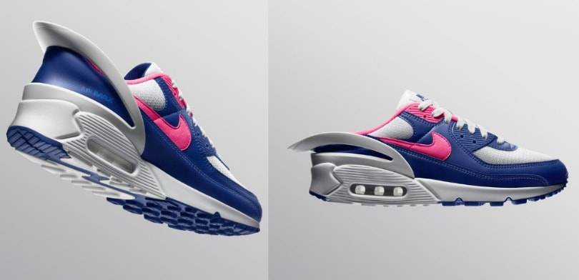 Nike celebrates 30th anniversary of Air Max 90