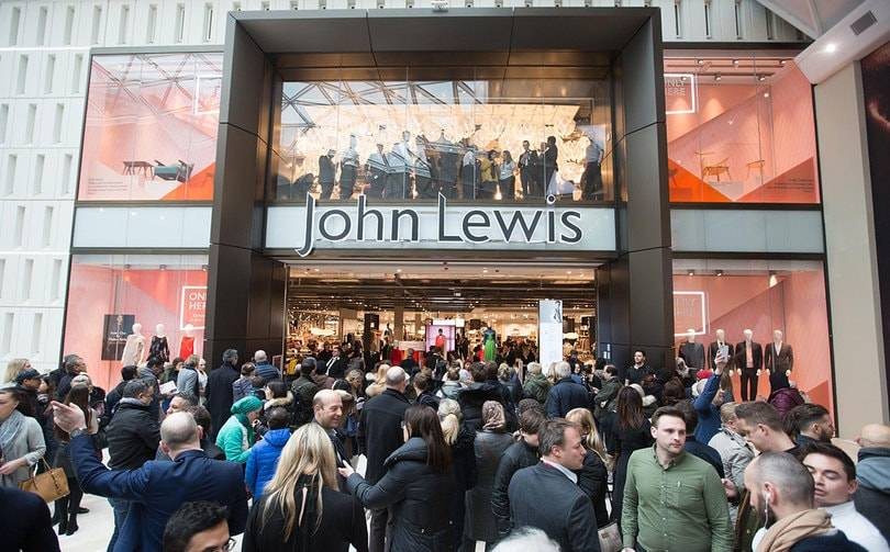 John Lewis announces store reopening measures