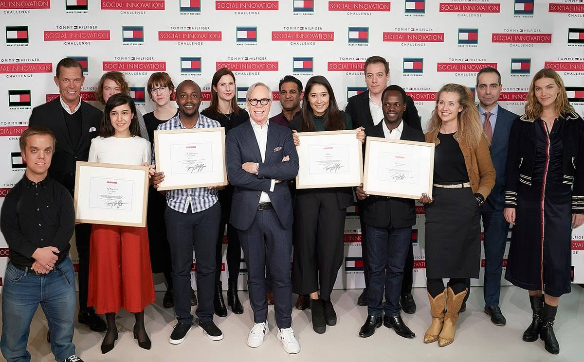 6 finalists announced to the Tommy Hilfiger Fashion Frontier Challenge