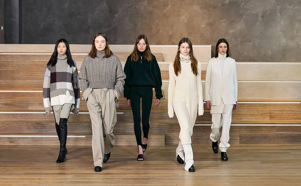 FW21: Womenswear essential items and silhouettes