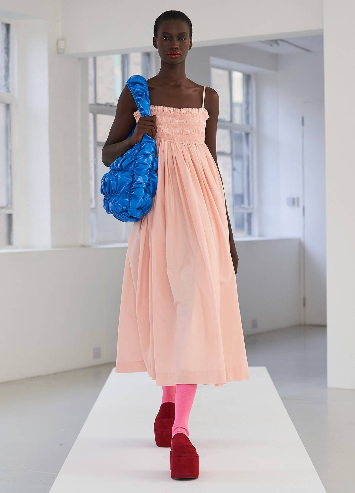 Spotted on the catwalk: Pantone's spring/summer 2021 fashion colours
