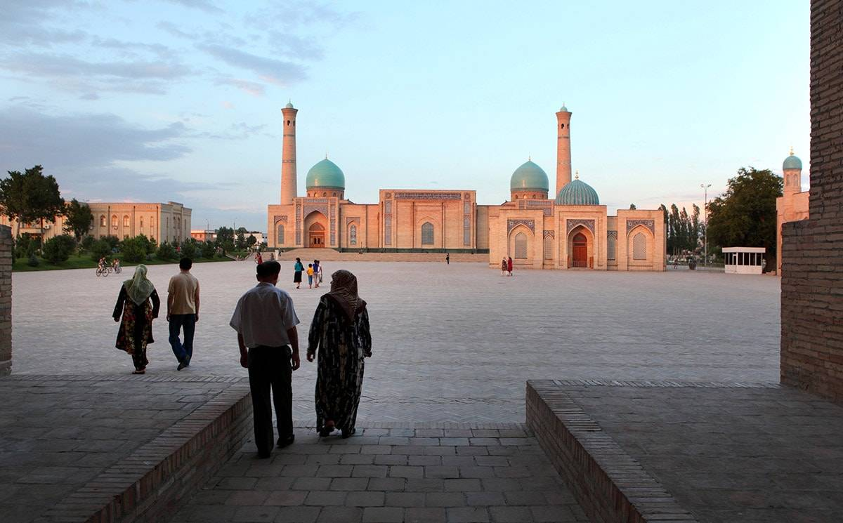 Acclaimed patternmaking academy, AICP, opens a campus in Uzbekistan