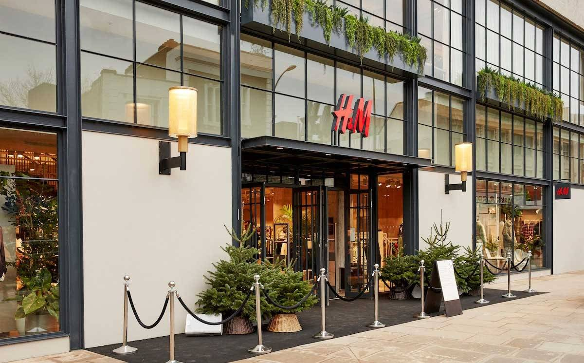 H&M reports 50 percent drop in Q2 sales