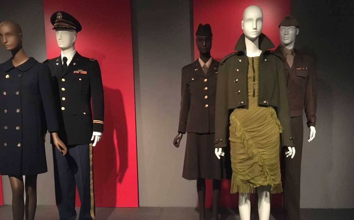 FIT exhibit examines power of fashion entering 2020