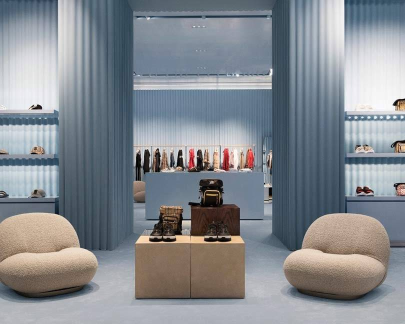 In pictures: Burberry debuts new retail concept in 14 stores
