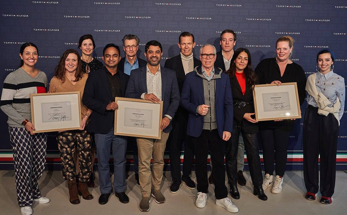 Tommy Hilfiger Fashion Frontier Challenge announces winners