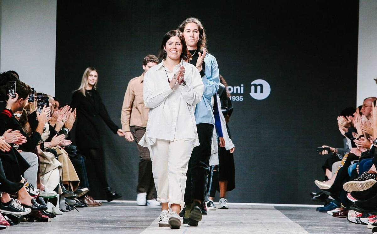 Istituto Marangoni Florence, Milan and London present at Fashion Graduate Italia