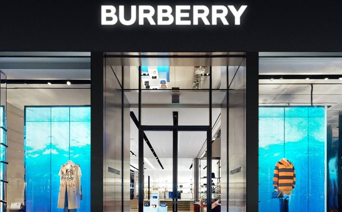Burberry posts Q4 comparable sales growth driven by Asia Pacific and Americas