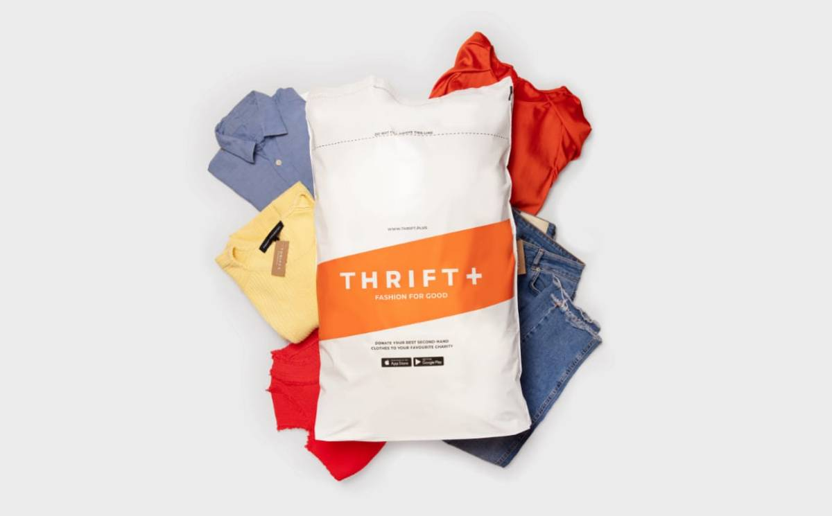 French Connection teams up with Thrift+ for takeback service
