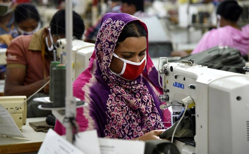 Abandoned? The impact of Covid-19 on factories and garment workers