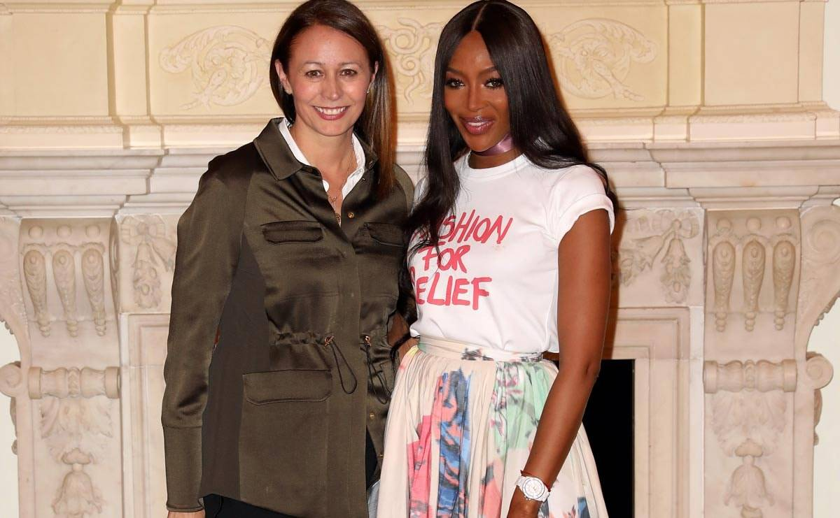 Naomi Campbell to receive Fashion Icon Award