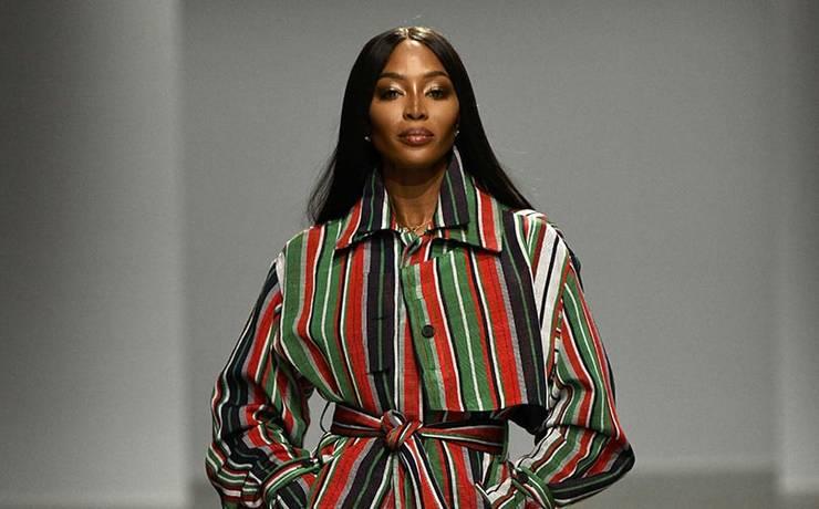 Paris Cheers Naomi Campbell And Nigeria S Rising Fashion Star
