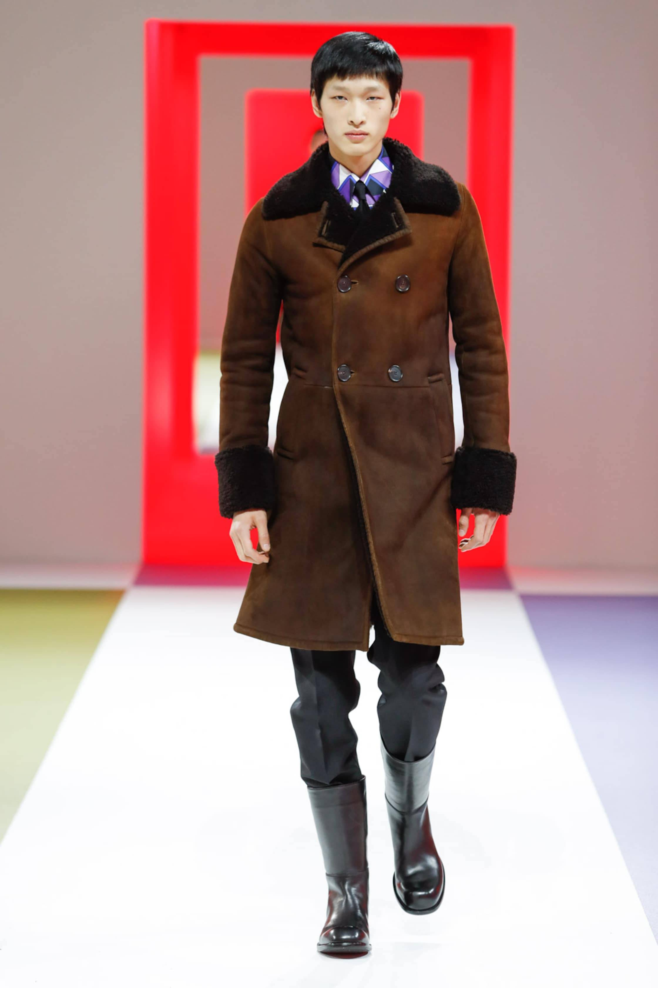 Milan Men's Fashion Week: Prada means business