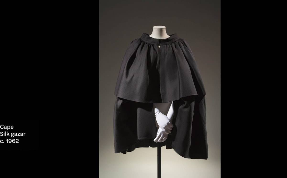 Video: Cristóbal Balenciaga in the spotlight