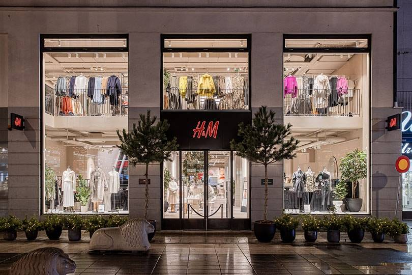 Exclusive look inside: H&M's revamped retail concept