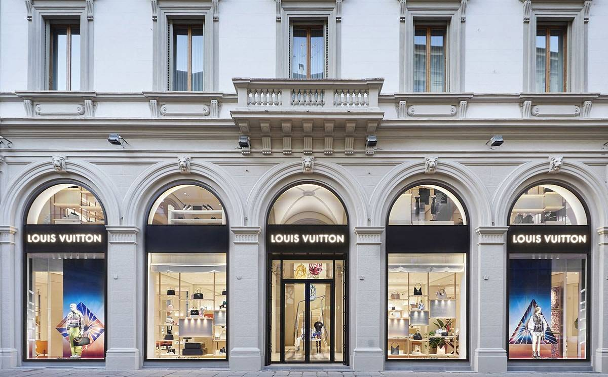 Rebound in fashion & leather goods business boosts LVMH sales
