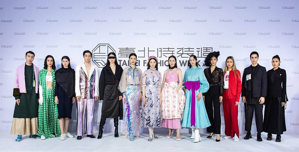 Taipei Fashion Week FW21 held physically with a full audience
