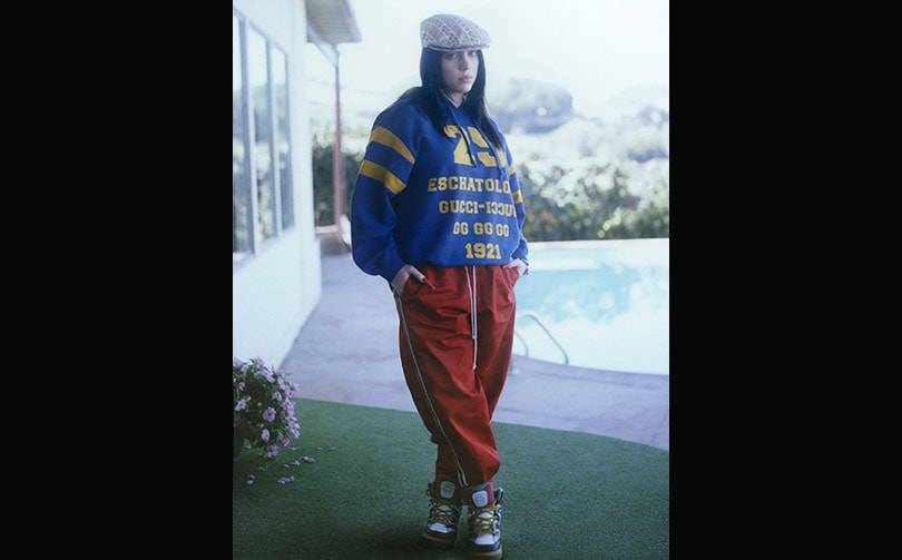 Video: Gucci presents episode five of short film series featuring Billie Eilish