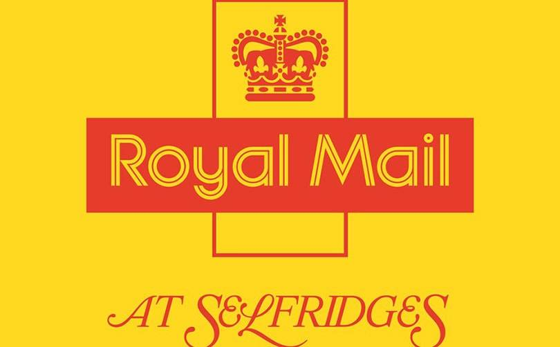 Selfridges teams up with Royal Mail for festive Oxford Street pop-up