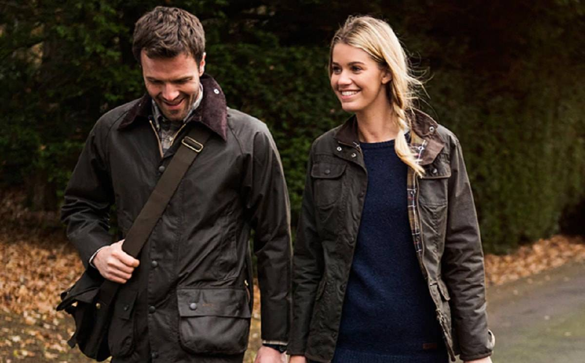 "Barbour closes the year showing strength ""despite a backdrop of uncertainty"""