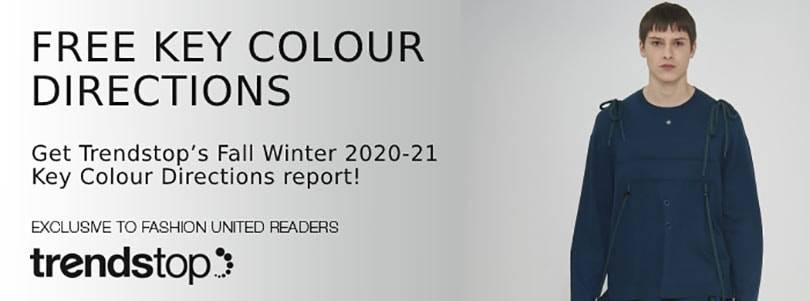 Fall Winter 2021-22 Men's Catwalk Colour Directions