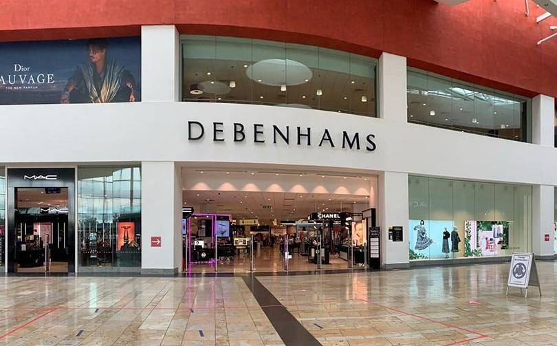 Indian group Reliance Retail eyes Debenhams
