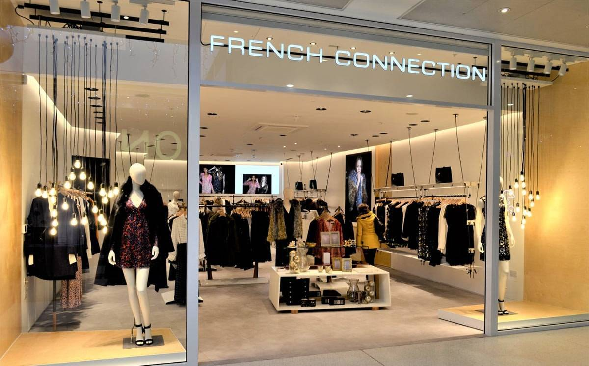 French Connection revenue plummets, but remains upbeat on recovery