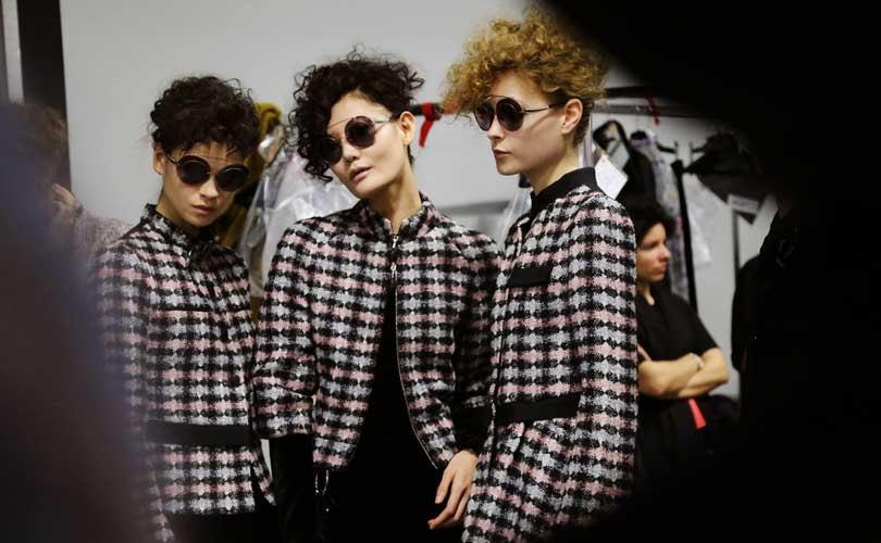 La semaine de la mode milanaise s est achevée lundi avec des collections  éclectiques s adaptant pour l hiver prochain à toutes les femmes  sobre  chez ... db143e9de758