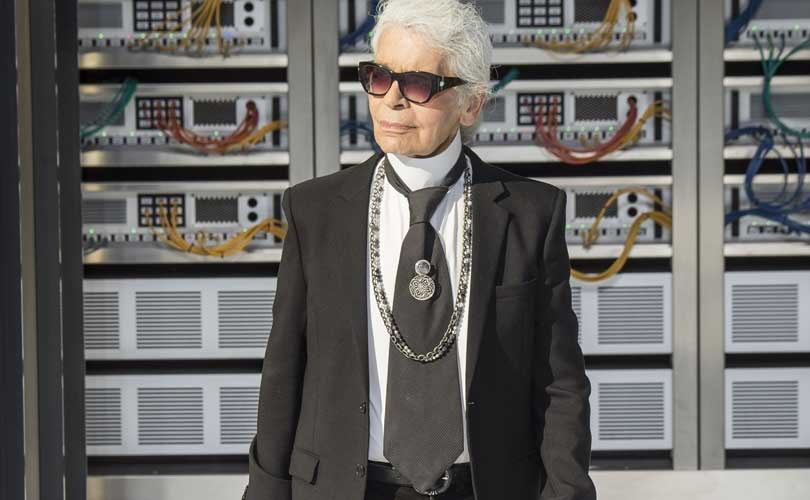 Karl Lagerfeld : 13 moments de franchise