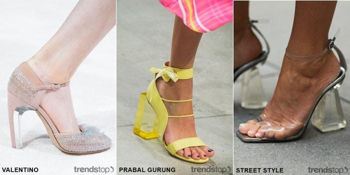 style à la mode remise spéciale de rabais de premier ordre Chaussures pour Femmes, tendances Printemps/Eté 2019
