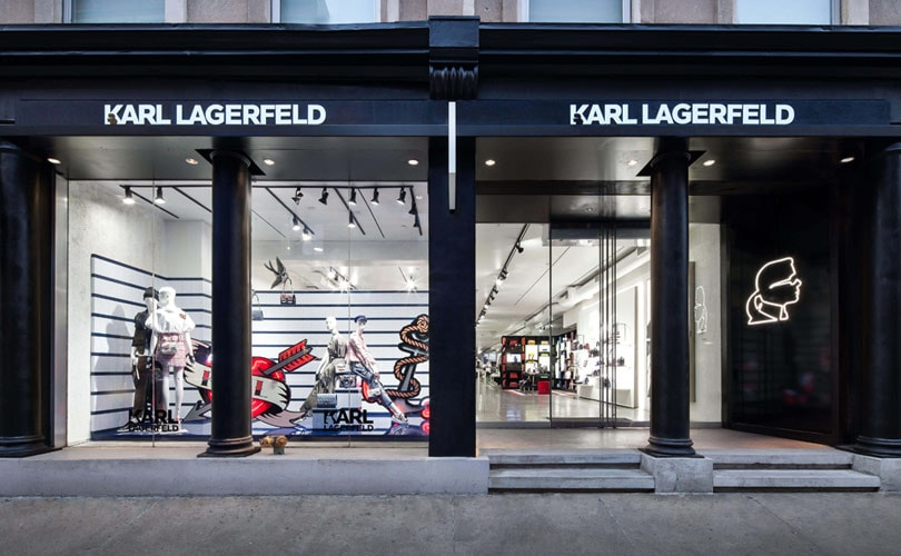 Karl Lagerfeld ouvre son premier magasin à New York