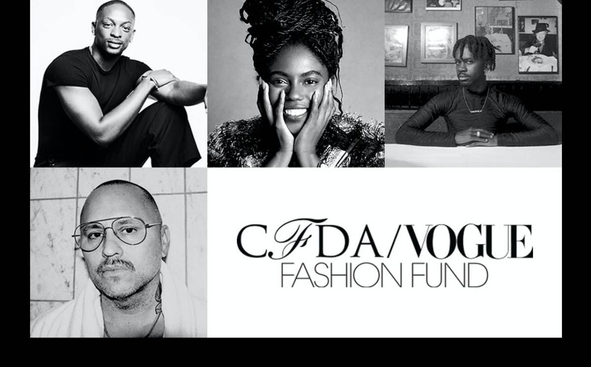 CFDA/Vogue announce Fashion Fund finalists