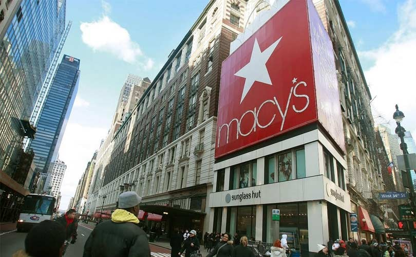 Macy's purchases Bluemercury for 210 million dollars