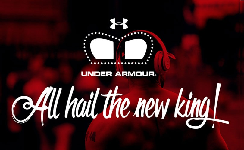 Why Under Armour is surpassing Adidas and catching up to Nike
