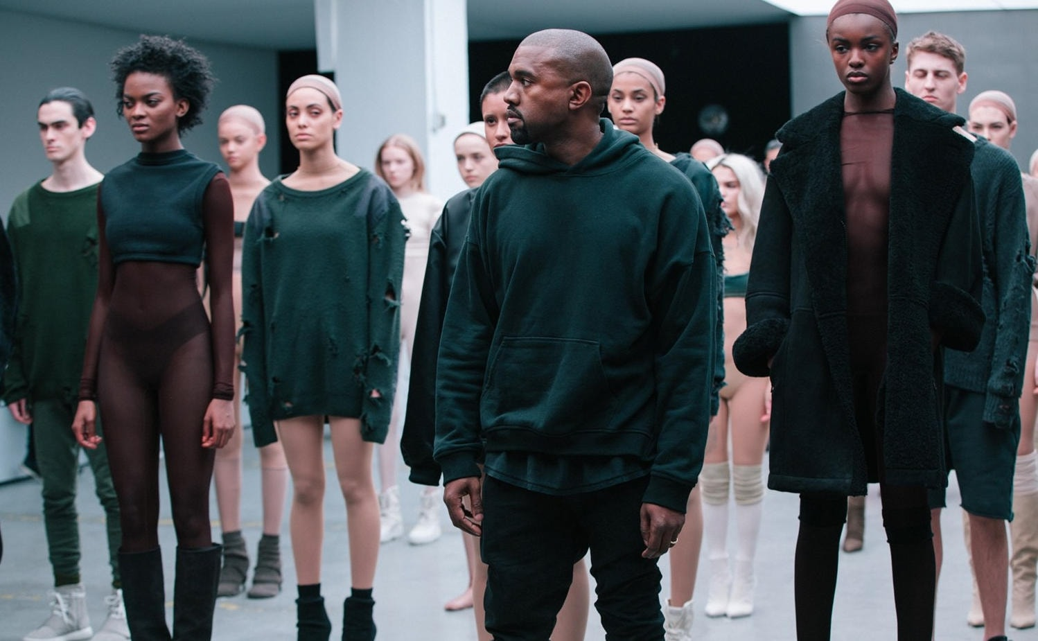 dd75c1f3779f NYFW designers see tension with new Kanye West schedule