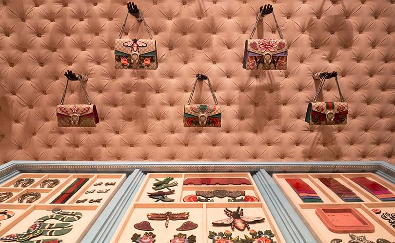 Gucci announces Do It Yourself handbags