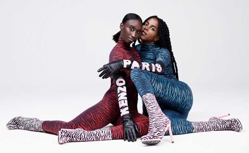 A first look at Kenzo x H&M