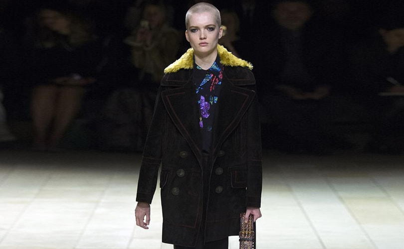 Genderless fashion blurs lines on catwalks at London Fashion Week