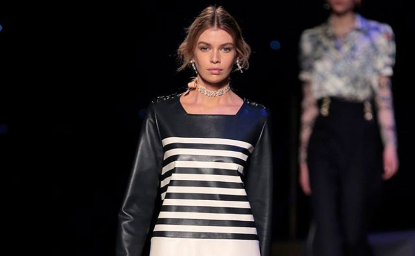 Hilfiger makes fashion splash with 'It' girl Gigi