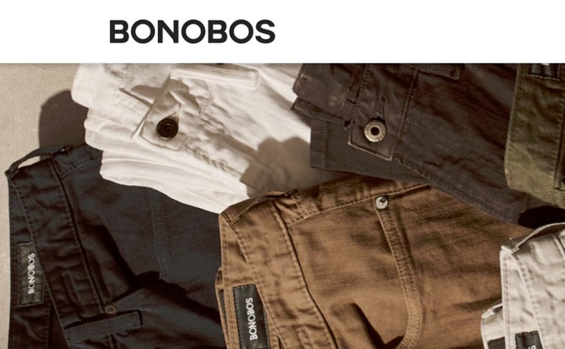 Walmart buys its way into menswear with Bonobos' acquisition