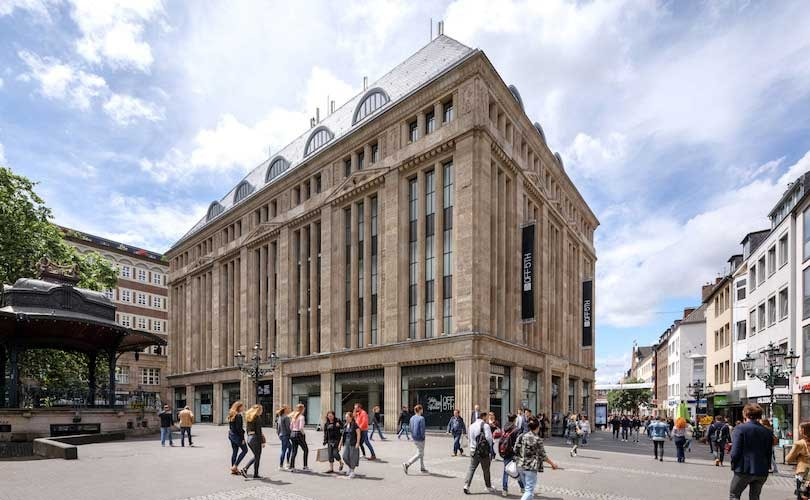 First Look: Saks Off 5th debut store in Düsseldorf