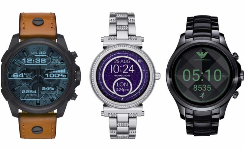 6d07e2856a3 Fossil Group ramps up smartwatch offering for 2018
