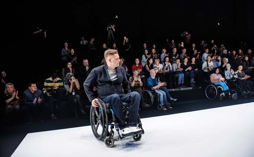 Fashion for the disabled gears up for a positive road ahead