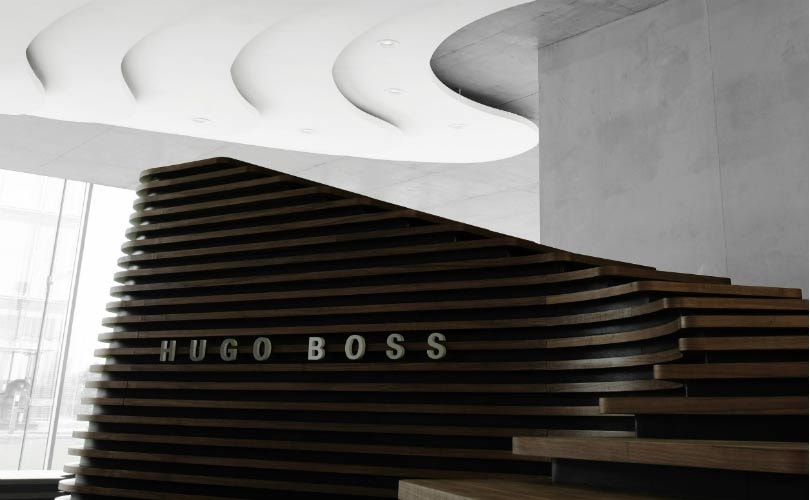 0218f4a37 Look inside: Hugo Boss' German headquarters