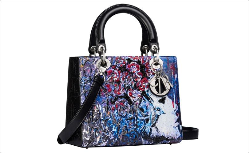 c5c75f9ba7 Dior taps 10 artists to customize handbags