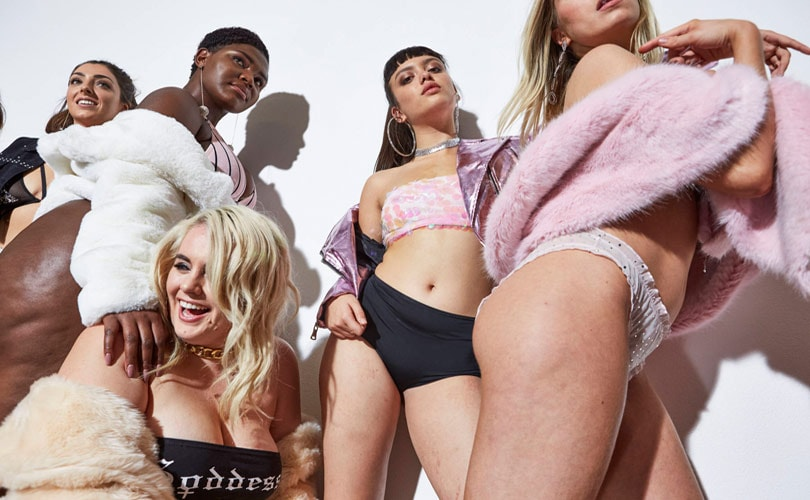 Consumers praise Missguided's new, unretouched campaign