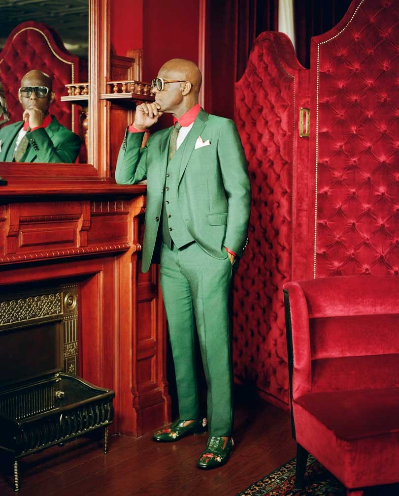 Gucci partners with Dapper Dan to open Harlem Studio Atelier