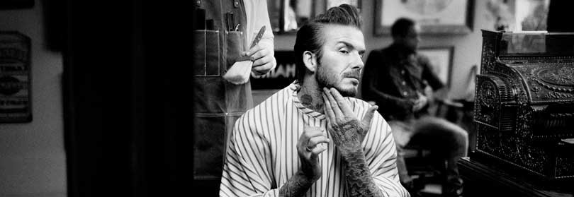 David Beckham launches global grooming brand