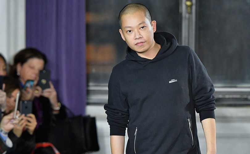Jason Wu to present final collection as Artistic Director for Boss womenswear