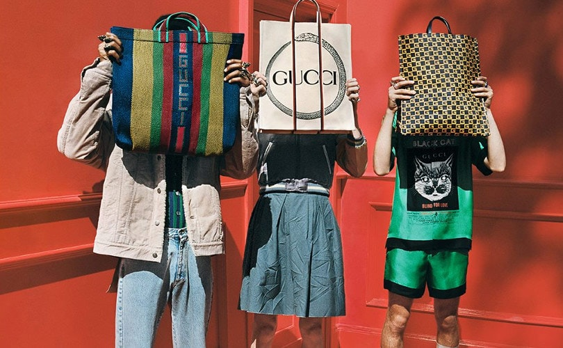 Could Gucci become bigger than Louis Vuitton?